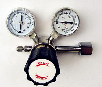 进口氩气钢瓶减压阀